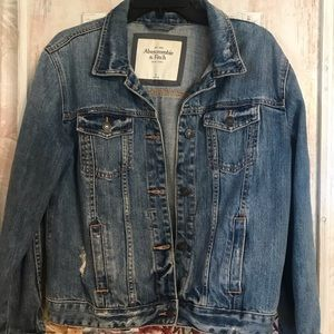 Abercrombie Denim Truckers Jacket